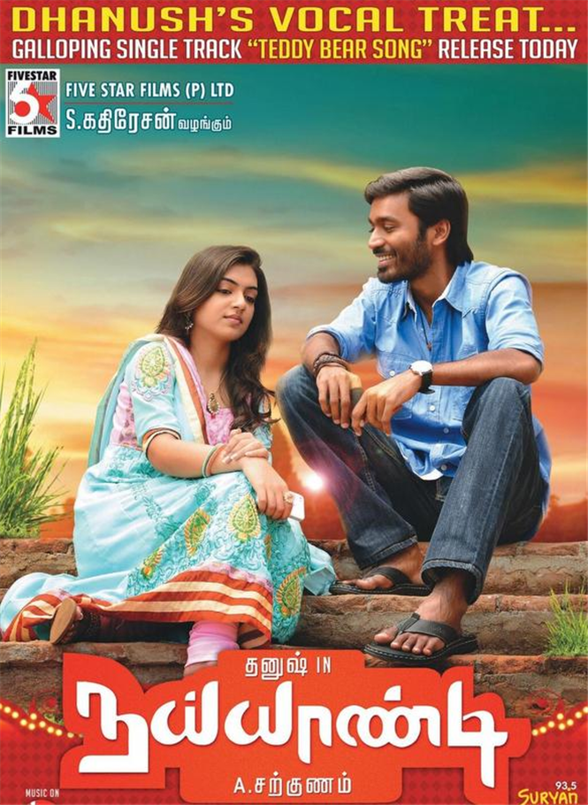 Naiyaandi (2013) DVDRip Tamil Full Movie Watch Online