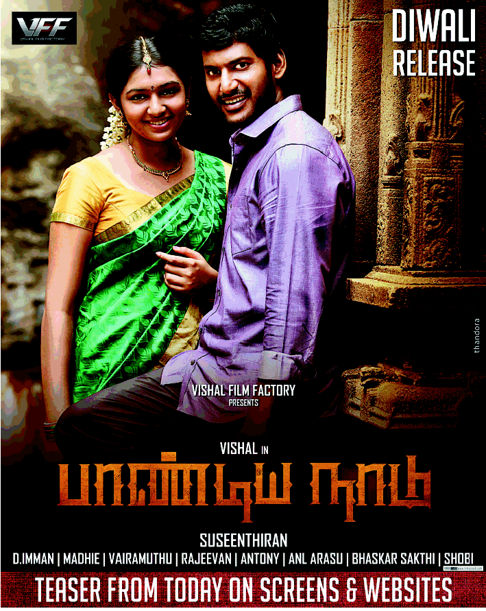 Pandiya Nadu (2013) Tamil Movie DVDRip Watch Online
