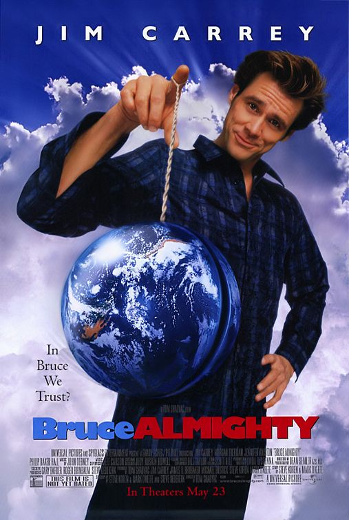 Bruce Almighty (2003) Tamil Dubbed Movie BRRip Watch Online