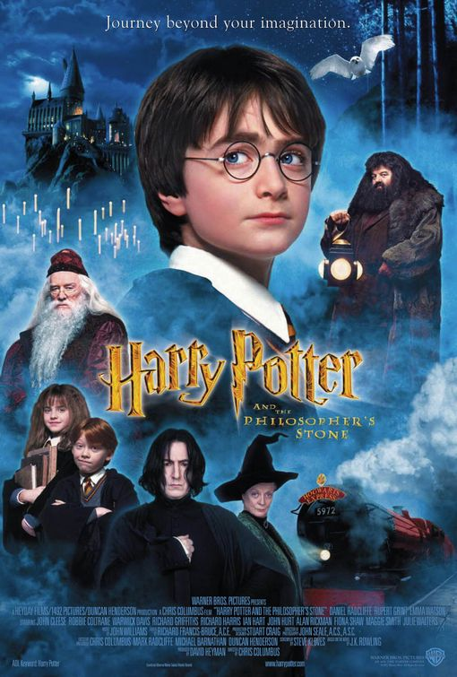 Harry Potter and the Philosopher's Stone (2001) Tamil Dubbed Movie HD 720p Watch Online