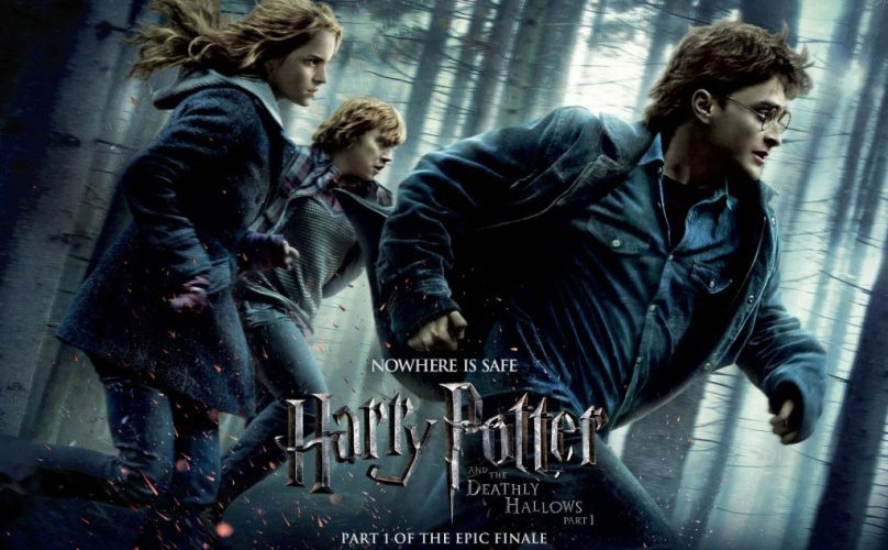 Harry Potter and the Deathly Hallows: Part 1 (2010) Tamil Dubbed Movie HD 720p Watch Online