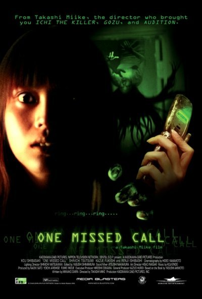 One Missed Call (2003) Tamil Dubbed Movie BRRip Watch Online