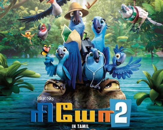 Rio 2 (2014) Tamil Dubbed Movie HD 720p Watch Online