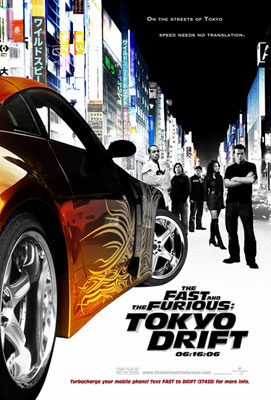 The Fast and Furious: 3 Tokyo Drift (2006) Tamil Dubbed Movie HD 720p Watch Online