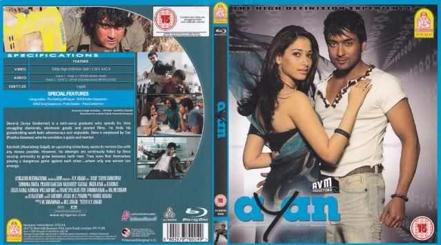 Ayan (2009) HD 720p Tamil Movie Watch Online