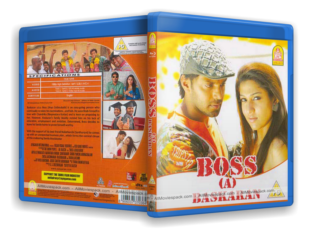 Boss Engira Baskaran (2010) HD 720p Tamil Movie Watch Online