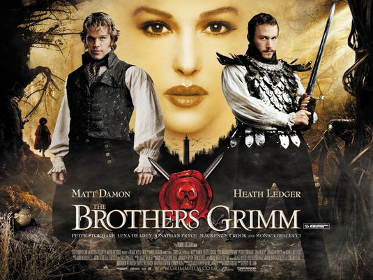 The Brothers Grimm (2005) Tamil Dubbed Movie BRRip Watch Online