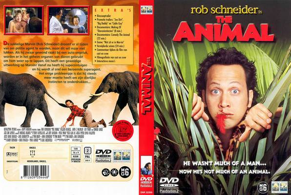 The Animal (2001) Tamil Dubbed Movie HD 720p Watch Online