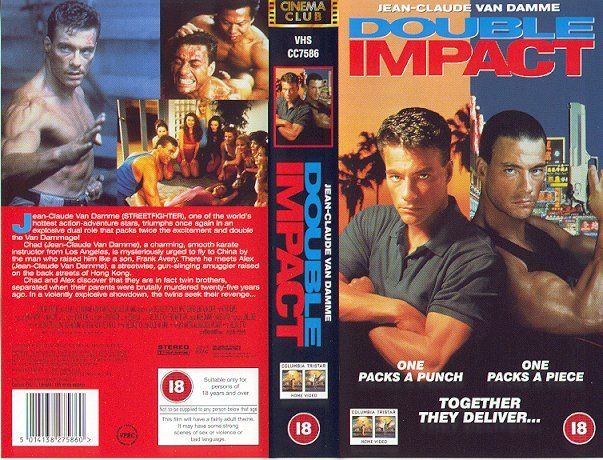 Double Impact (1991) Tamil Dubbed BRRip Movie Watch Online