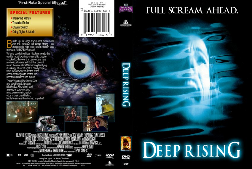 Deep Rising (1998) Tamil Dubbed Movie HD 720p Watch Online