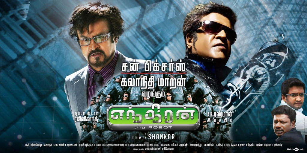 Endhiran (2010) HD 720p Tamil Movie Watch Online