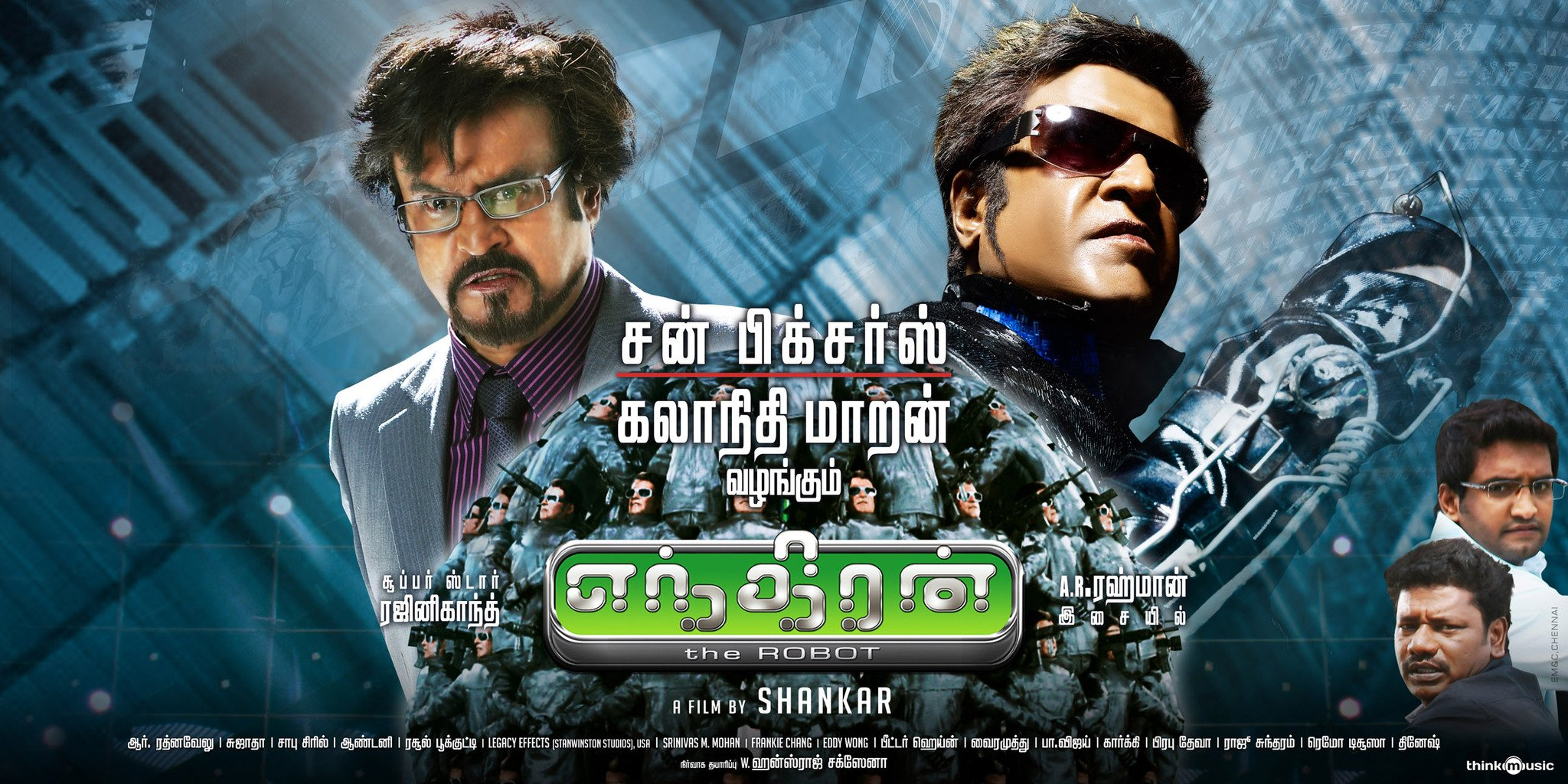 Endhiran HD Movie Watch Online