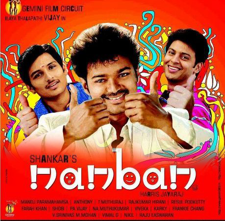 Nanban (2012) HD 720p Tamil Movie Watch Online