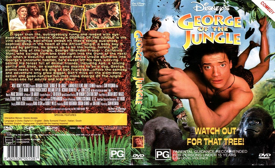 George of the Jungle (1997) Tamil Dubbed Movie HD 720p Watch Online