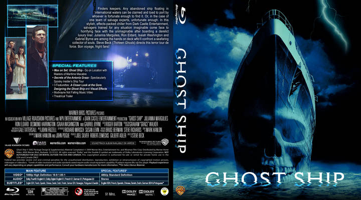 Ghost Ship (2002) Tamil Dubbed BRRip 720p Movie Watch Online