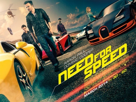 Need for Speed (2014) Tamil Dubbed Movie BRRip 720p Watch Online