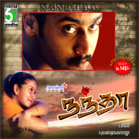 Nandha (2001) DVDRip Tamil Full Movie Watch Online