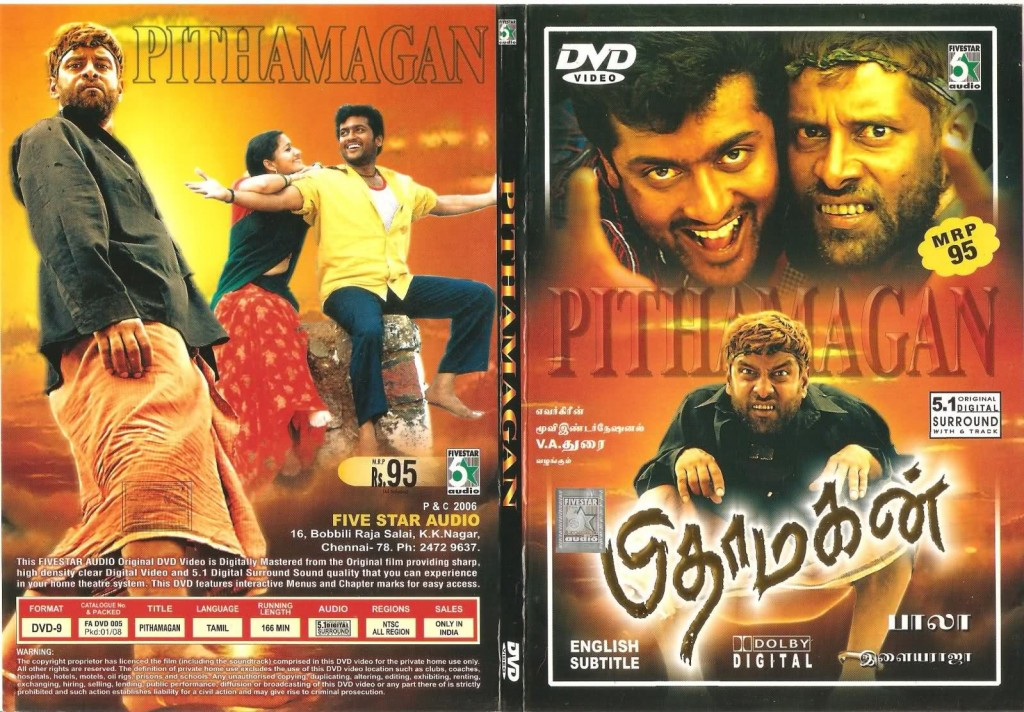 Pithamagan (2003) Tamil Movie DVDRip Watch Online
