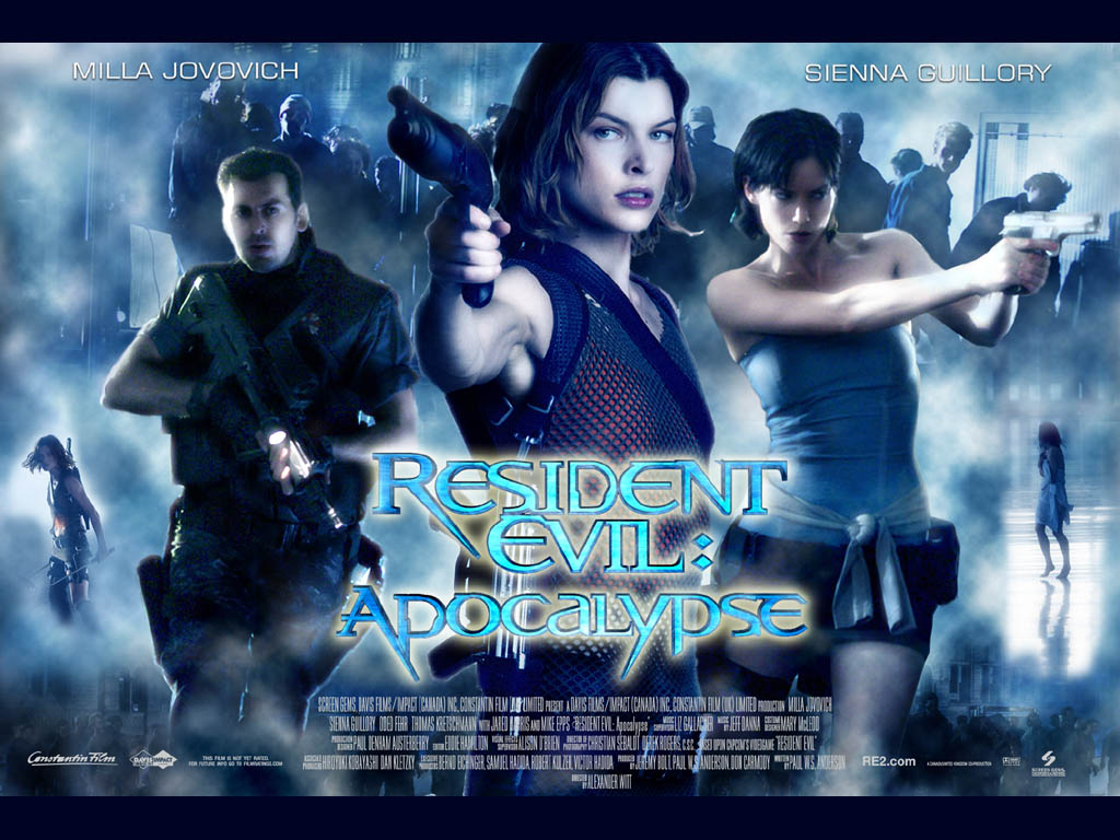 Resident Evil 2: Apocalypse (2004) Tamil Dubbed Movie HD 720p Watch Online