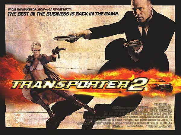 Transporter 2 (2005) Tamil Dubbed Movie HDRip Watch Online