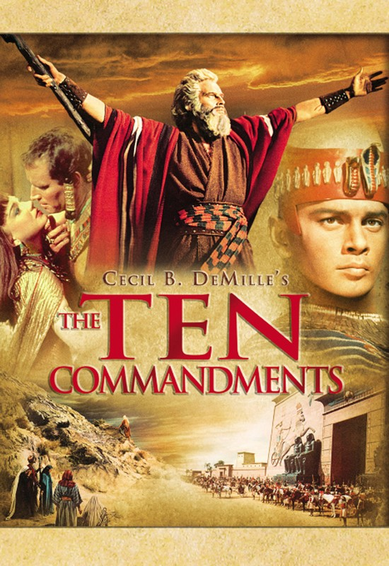 The Ten Commandments Tamil Dubbed Movie BRRip Watch Online