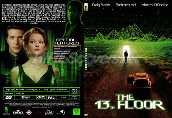 The Thirteenth Floor (1999) Tamil Dubbed Movie HD 720p Watch Online
