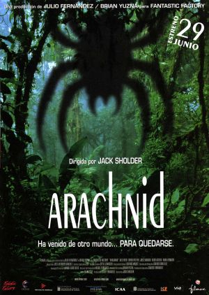 Arachnid (2001) Tamil Dubbed Movie HDRip Watch Online