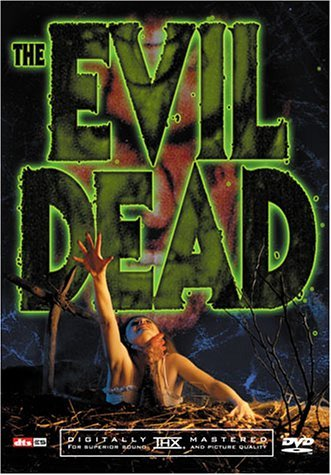 original poster for the evil dead