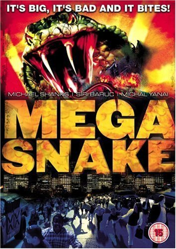 Mega Snake (2007) Tamil Dubbed Movie DVDRip Watch Online
