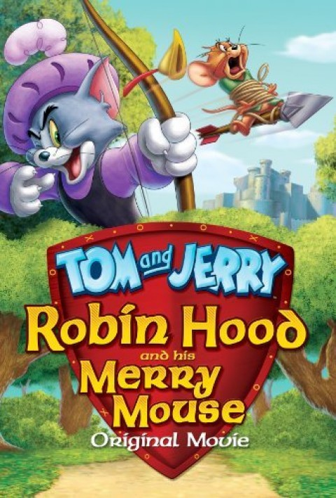 Tom and Jerry- Robin Hood and His Merry Mouse (2012) Tamil Dubbed Movie Watch Online DVDRip