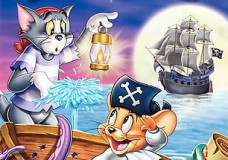 Tom and Jerry in Shiver Me Whiskers (2006) Tamil Dubbed Movie Watch Online