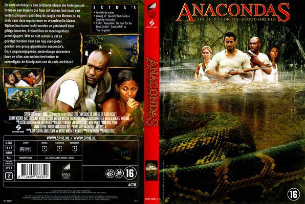 Anaconda 2 (2004) Tamil Dubbed Movie HD 720p Watch Online