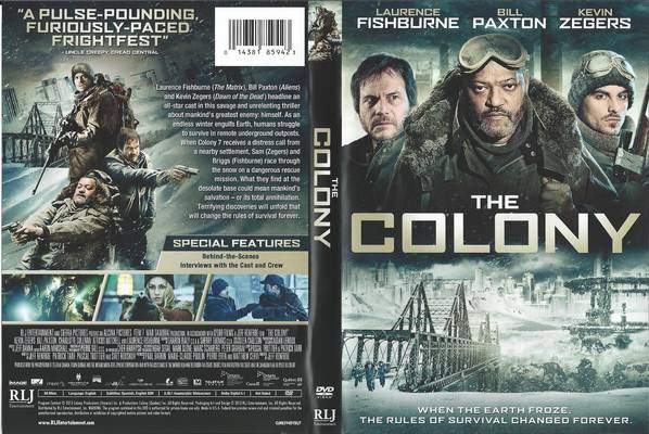 The Colony (2013) Tamil Dubbed Movie HD 720p Watch Online
