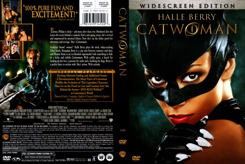 Cat Woman (2004) Tamil Dubbed Movie HD 720p Watch Online