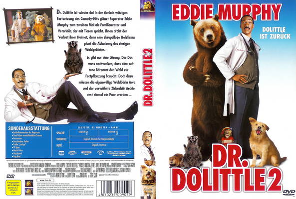 Dr. Dolittle 2 (2001) Tamil Dubbed Movie HD 720p Watch Online