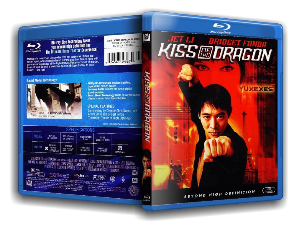 Kiss of the Dragon (2001) Tamil Dubbed Movie HD 720p Watch Online