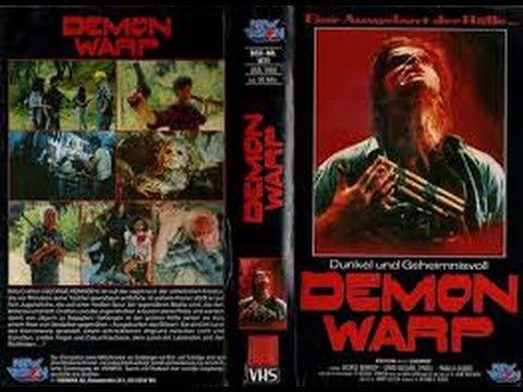 Demonwarp (1988) Tamil Dubbed Movie Watch Online DVDRip