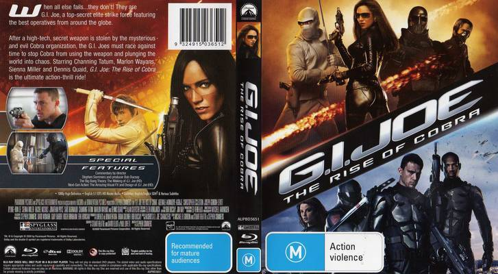 G.I.Joe The Rise of Cobra (2009) Tamil Dubbed Movie HD 720p Watch Online