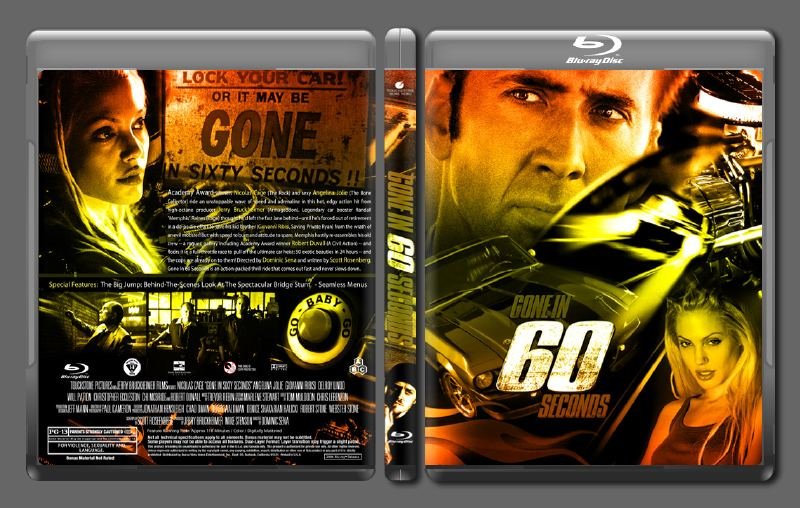 Gone in Sixty Seconds (2000) Watch Tamil Dubbed BRRip 720p Movie Online