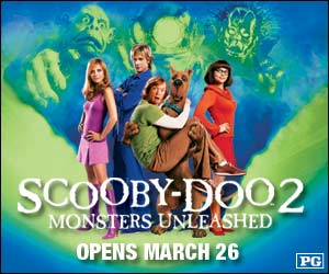 Scooby-Doo 2: Monsters Unleashed (2004) Tamil Dubbed Movie HD 720p Watch Online