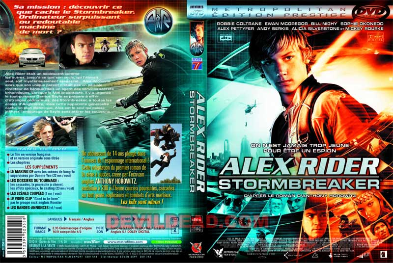 Alex Rider Operation Stormbreaker (2006) Tamil Dubbed Movie HD 720p Watch Online