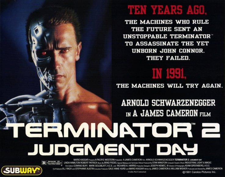 Terminator 2 Judgement Day (1991) Tamil Dubbed Movie DVDRip Watch Online