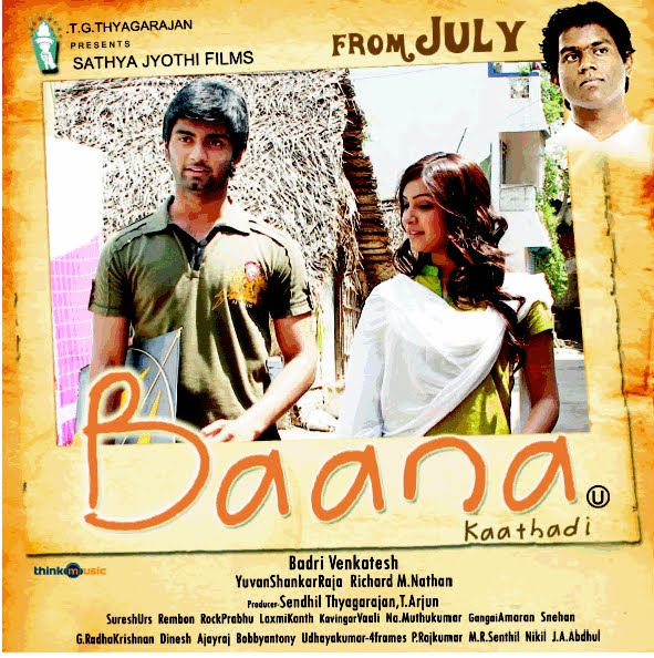 Baana Kaathadi (2010) DVDRip Tamil Movie Watch Online