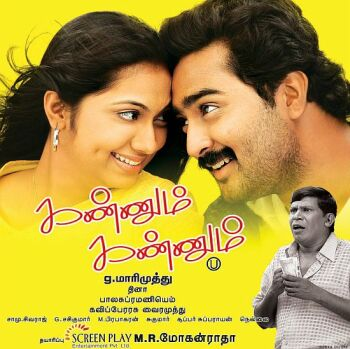 Kannum Kannum (2008) Watch Tamil Movie DVDRip Online