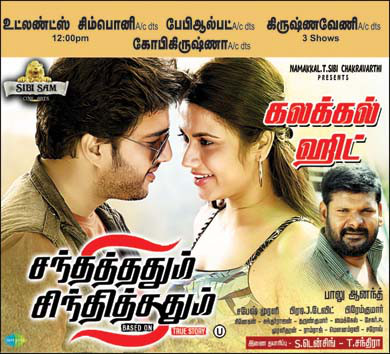 Sandhithathum Sindhithathum (2014) Watch Tamil Movie Online DVDRip