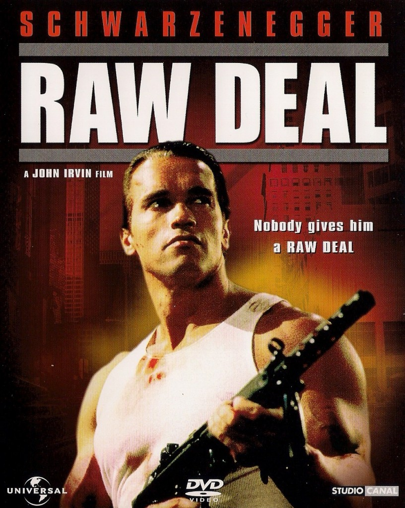 Raw Deal (1986) Tamil Dubbed Movie Watch Online BRrip 720p