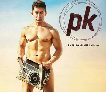 PK (2014) HD 720p Tamil Dubbed Hindi Movie Watch Online