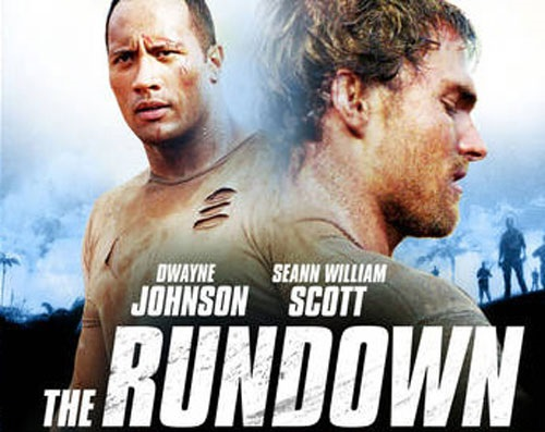 The Rundown (2003) Tamil Dubbed Movie BRRip 720p Watch Online