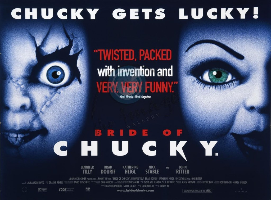 Bride of Chucky (1998) Tamil Dubbed Horror Movie HD Watch Online
