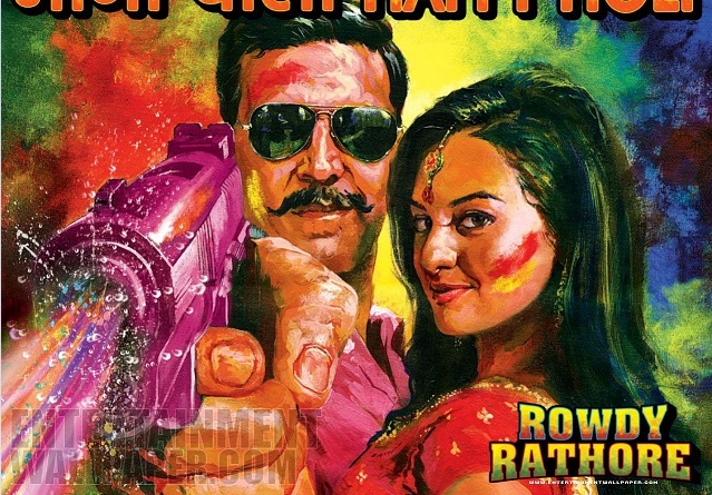 Rowdy Rathore (2012) Tamil Dubbed Movie HD 720p Watch Online